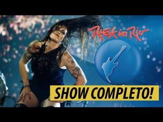 Nightwish no rock in rio show completo _ full concert