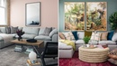 One Sectional Sofa, Two Living Room Looks! | HH Design Challenge || House Home