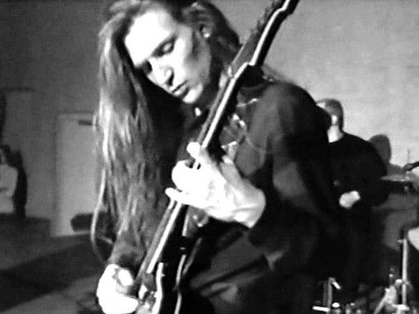 ALKONOST War Is Closed By Us 1999 RARE live video / Russian folk doom pagan black metal