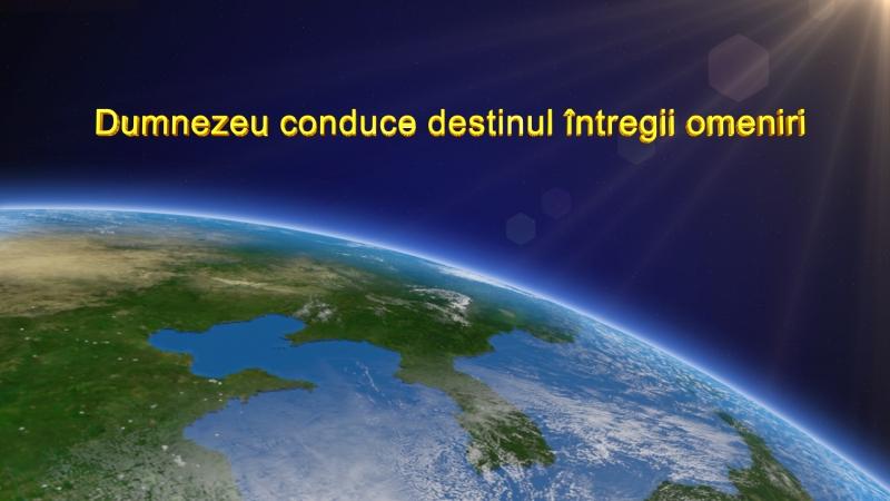 """""""Dumnezeu conduce destinul întregii omeniri"""" Cuvântările lui Hristos al zilelor de pe urmă"""