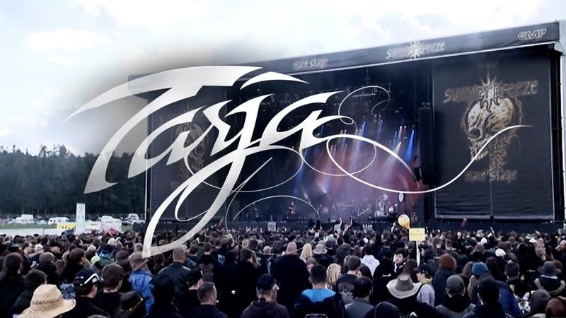Tarja Never Enough Live at Summerbreeze Festival Germany 2014