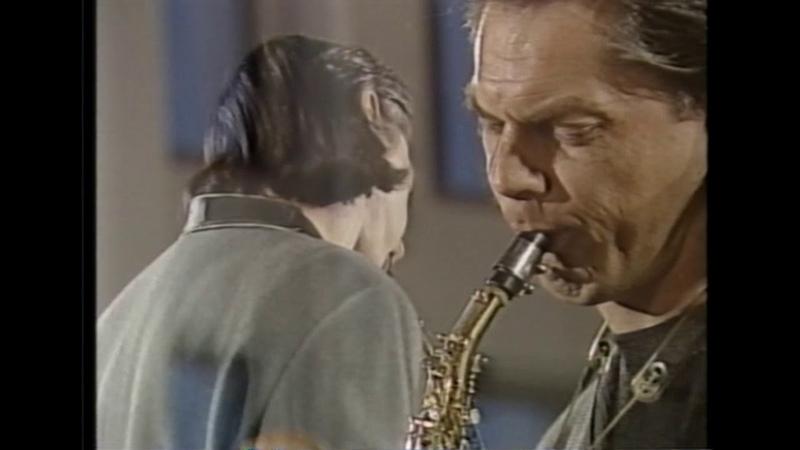 Jan Garbarek - Improvisationen, Propstei Sankt Gerold 06-03-1988 [ bootleg VHSFMSBD ]