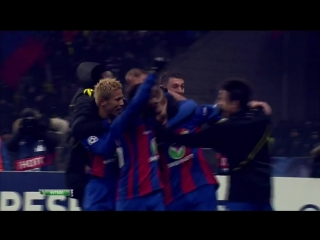 "Гол Понтуса Вернблума в ворота ""Реала"""