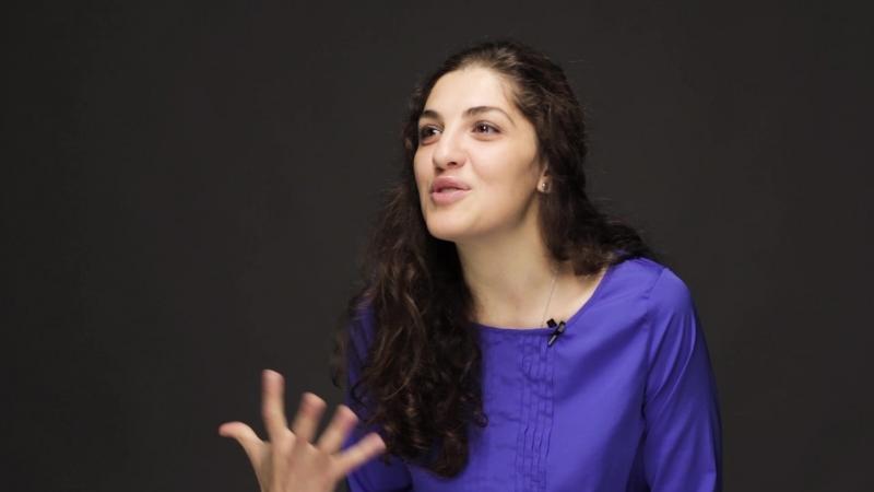 Кристина Маранды актерская визитка Зеркало