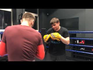 Василий песков - классический бокс
