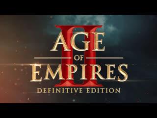 Age of empires ii definitive edition — e3 2019 — trailer