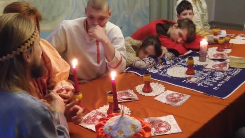 Кто такие злыдни Карачун и хари Иван Царевич зимний фестиваль 2017 в Печорах