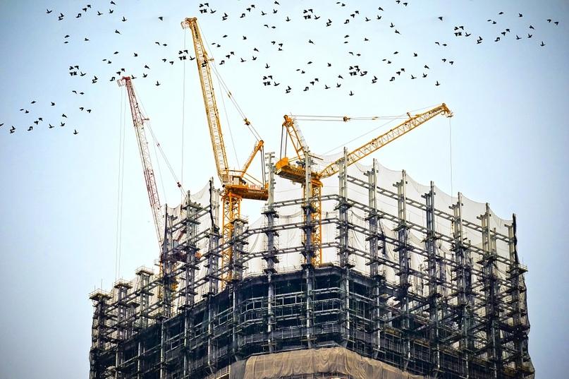 этапы строительства многоквартирного дома