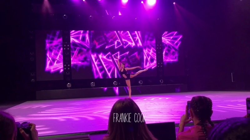 Kalani Hilliker Performing *LIVE* MoveIt2018 ExCelLondon KalaniHilliker