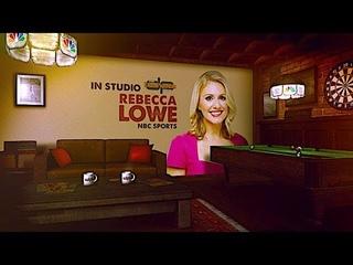 NBC Sports' Rebecca Lowe Talks Premier League & More w/Dan Patrick   Full Interview   12/5/18