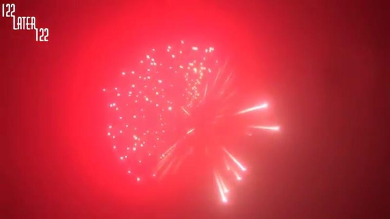 EMP Blackboxx Fireworks 125mm Kugelbombe Silvester 20152016 FULL HD