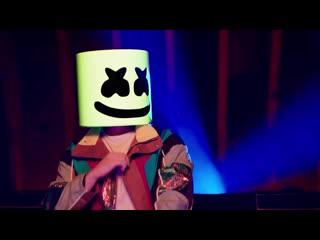 Marshmello - Light It Up (feat. Tyga & Chris Brown) (ft)