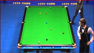 Incredible steal by Judd Trump!!!!!!!!