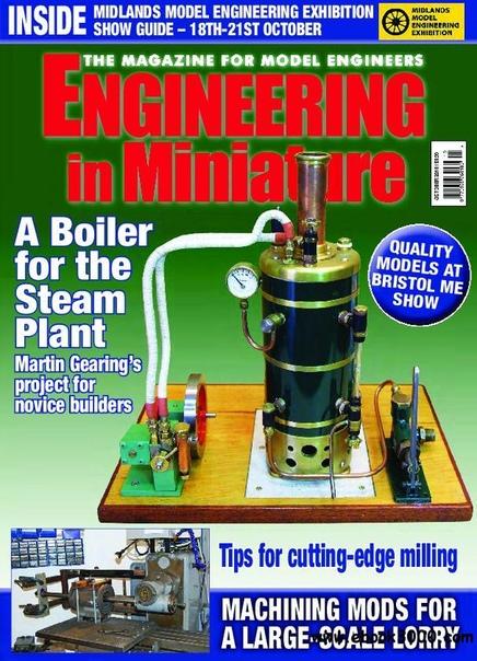 2018-10-01 Engineering in Miniature