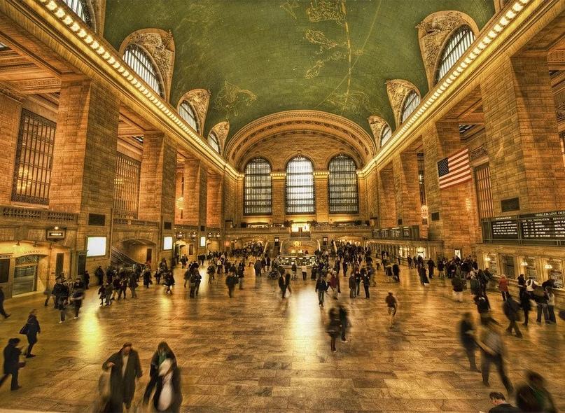 Самые потрясающие вокзалы мира