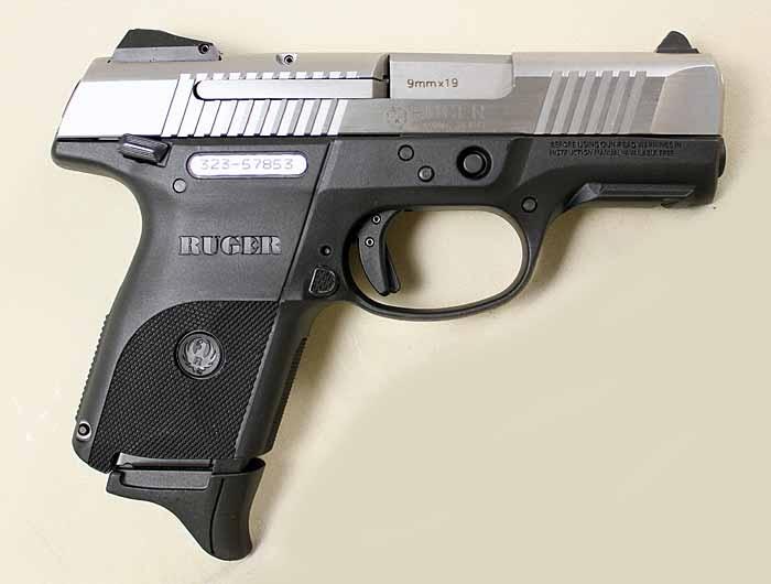 Пистолет Ruger SR9c, США, изображение №2