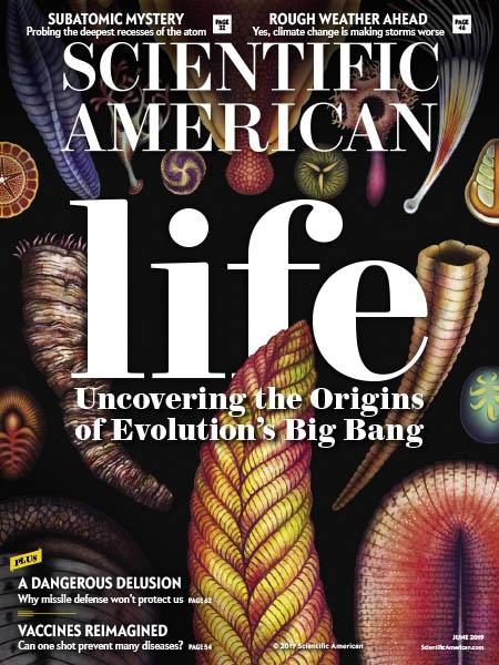 Scientific American 06.2019