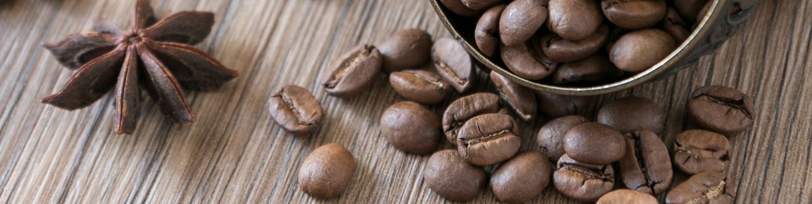Итальянский кофе в зернах марки
