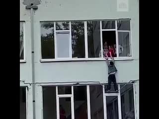 Неудачный побег пятиклассника из школы