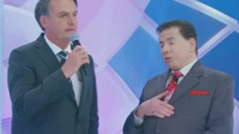 SBT, Globo e Record bombardeiam a população com mentiras sobre Bolsonaro!_144p.mp4