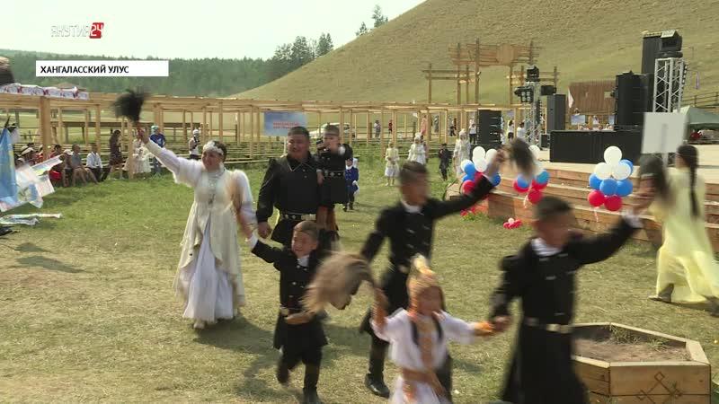 Завершился первый молодежный фестиваль Якутии ТАБЫС
