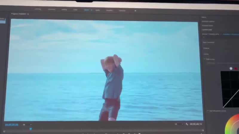 (180630) JUNGKOOK POSTED A PREVIEW FOR [G.C.F IN SAIPAN]