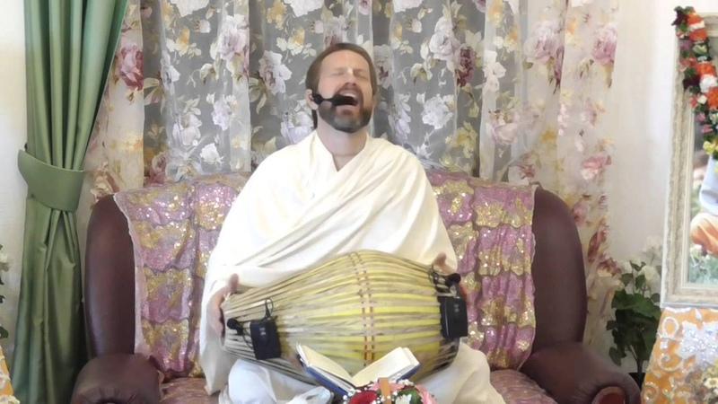 Шри Прем Прайоджан Прабху Шри Мангала Гита Шрита Камала Шуколово 23 06 2016