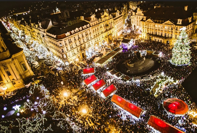 Прага - идеальный город для встречи Нового года, изображение №4