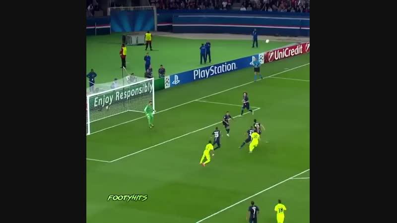 Одни из лучших голов Неймара за Барселону