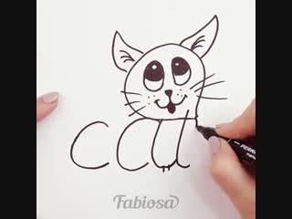 Рисуем и учим английский!