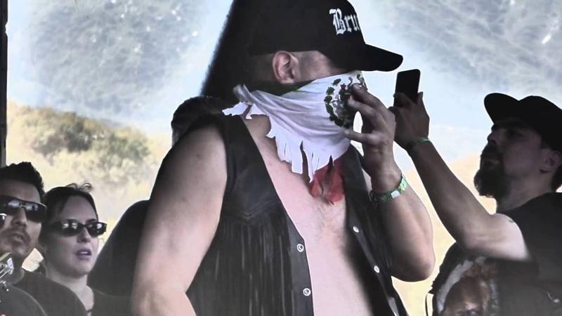 Brujeria--Brujerizmo/Ozzfest meets Knotfest 2016 (HD)