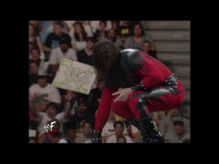 WWF Sunday Night Heat  - Kane & Undertaker vs Disciples of Apocalypse