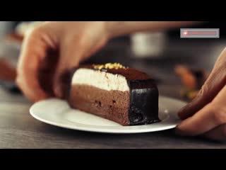 Воздушный как облачко! Шоколадный Чизкейк  Трио, без выпечки | Больше рецептов в группе Десертомания