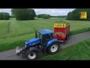 Gras mähen_wenden_ schwaden _silieren 2017- für Milchkühe, Harvesting,