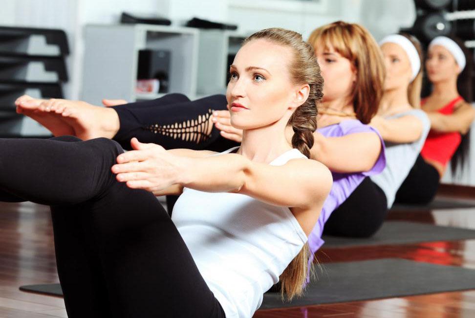 Занятия спортом могут быть предложены в оздоровительном центре.