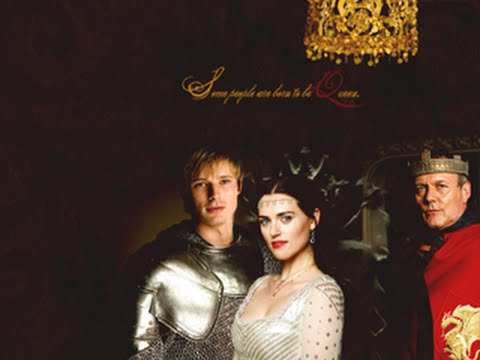 Arthur/Uther/Morgana (AU) - Love Death - Part II
