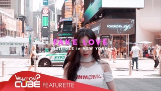(G)I-DLE ((여자)아이들) - 'FAKE LOVE / BTS (Dance Cover in New York)' #ГруппаЮжнаяКорея