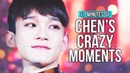EXO CHEN FUNNY MOMENTS ENG SUB