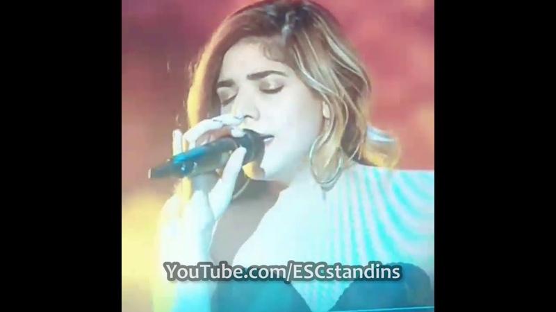 Serbia - Stand-in rehearsal - Kruna (Originally by Nevena Božović) - Eurovision 2019