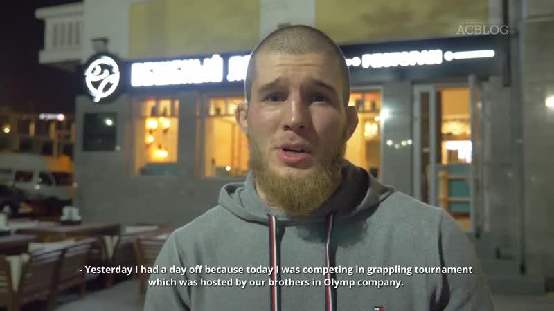 ACBlog 90: Юсуф Раисов