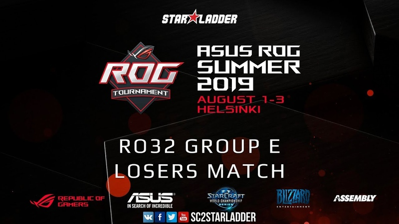2019 Assembly Summer Ro32 Group E Losers Match: Bly (Z) vs Bomber (T)