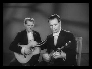 """МИХАИЛ РОЖКОВ и ГЕОРГИЙ МИНЯЕВ Вариации на тему песни """"Коробейники"""", 1961"""