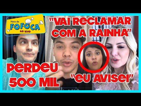 Advogada de Erlan afronta Safadão e aponta culpado Exclusivo: Felipe Neto diz se faliu as coxinhas