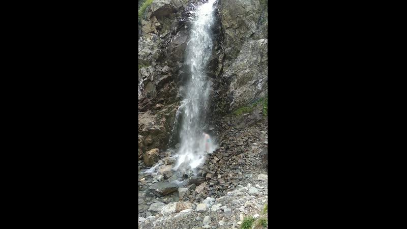 Водопад Ак-Айры