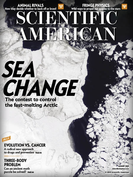 Scientific American 08.2019