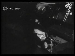 QUIRKY / TRANSPORT: Amphibian bus (1938)