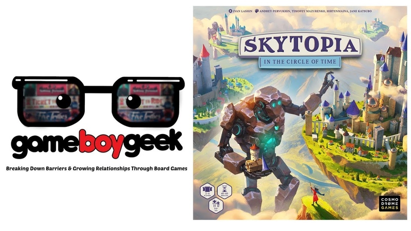 Skytopia Review with the Game Boy Geek