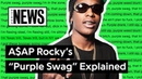 """Looking Back At A$AP Rocky's """"Purple Swag"""" 
