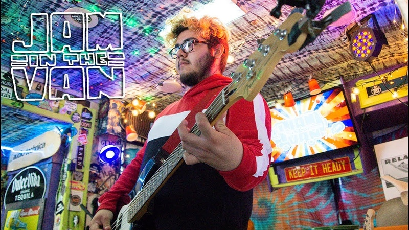 THE RED PEARS Forever Live at JITVHQ in Los Angeles CA 2019 JAMINTHEVAN