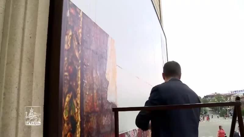 Երևանի պատվիրակությունը մասնակցել է Գյումրու օրվա միջոցառումներին